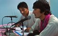 Latest UNAMA Radio programme