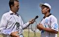 Listen to the latest UNAMA Radio programme
