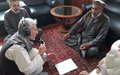 Kabul elders call for participation of all Afghans in peacefully resolving community conflict