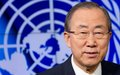Press conference with UN Secretary-General, Ban Ki-moon