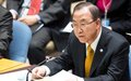 UN chief's latest report on Afghanistan to Security Council
