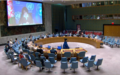 UN Envoy Lyons briefs special Security Council session on the situation in Afghanistan