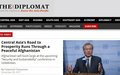 SRSG Yamamoto op-ed in The Diplomat on Afghanistan and Central Asia