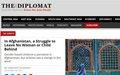 SRSG Yamamoto op-ed in The Diplomat on gender-based violence in Afghanistan