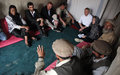 RADIO: Top UN humanitarian official assessing situation in Afghanistan on first visit