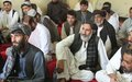 Community leaders in Kandahar and Helmand call for peace
