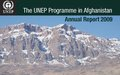 UNEP Afghanistan Annual Report