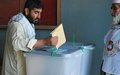 Preparations for Afghan presidential run-off in full swing, UN mission reports