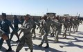 HELMAND: About 250 police officers graduate